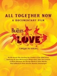 Cover The Beatles & Cirque du soleil - All Together Now [DVD]